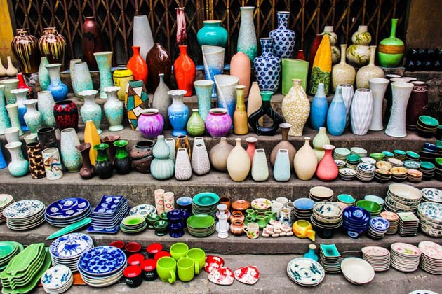 All You Need to Know about Bat Trang Ceramic Village - Cozy Bay Cruise | The best boutique overnight cruise in Halong Bay Vietnam