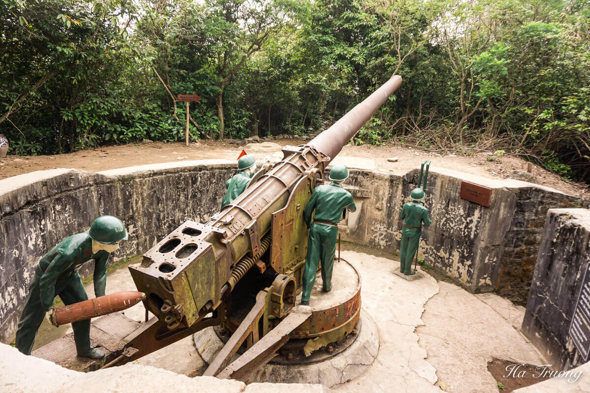 A Complete Guide To Cannon Fort Cat Ba Island Vietnam