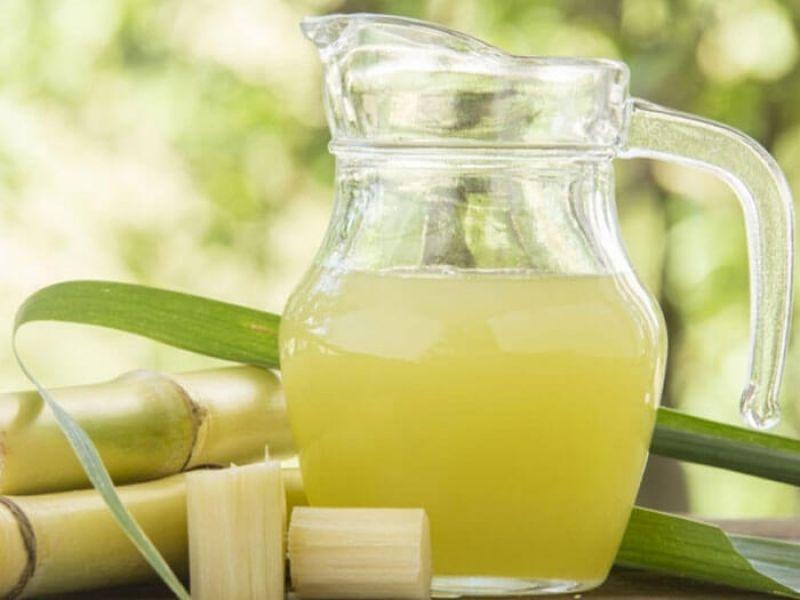 Frozen sugar cane juice - Nam Van Long