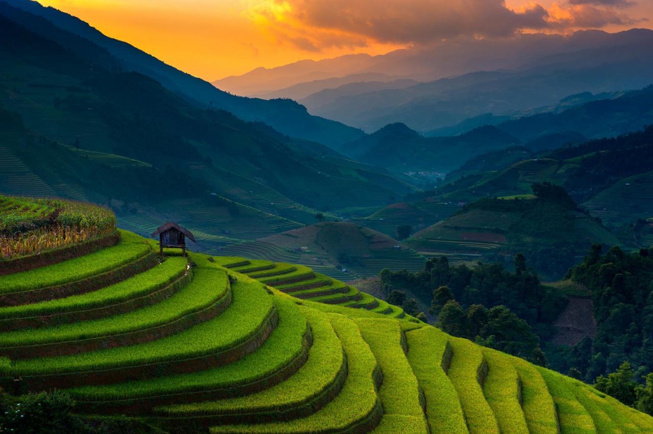 Mu Cang Chai- a paradise in Vietnam