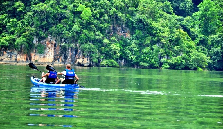 What to see and do in Ba Be Lake, Bac Kan