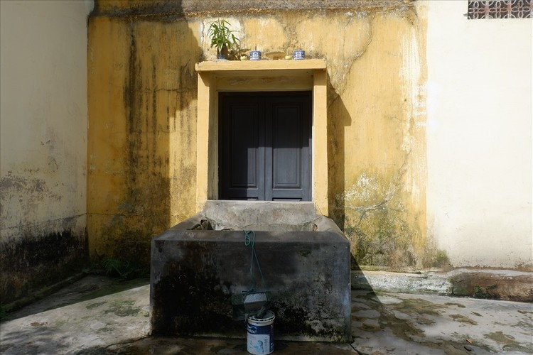 Antique Bale Well In Hoi An, Quang Nam Province, Vietnam