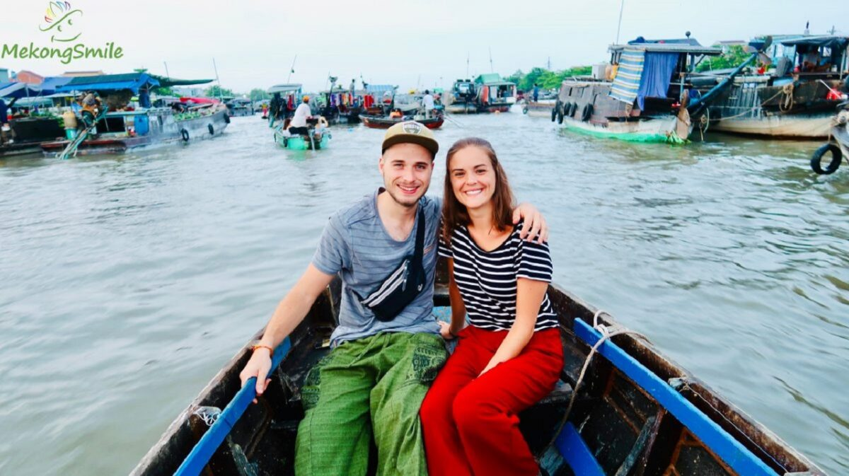 Cai Rang floating market guide (2020) | A must-go destination in Mekong