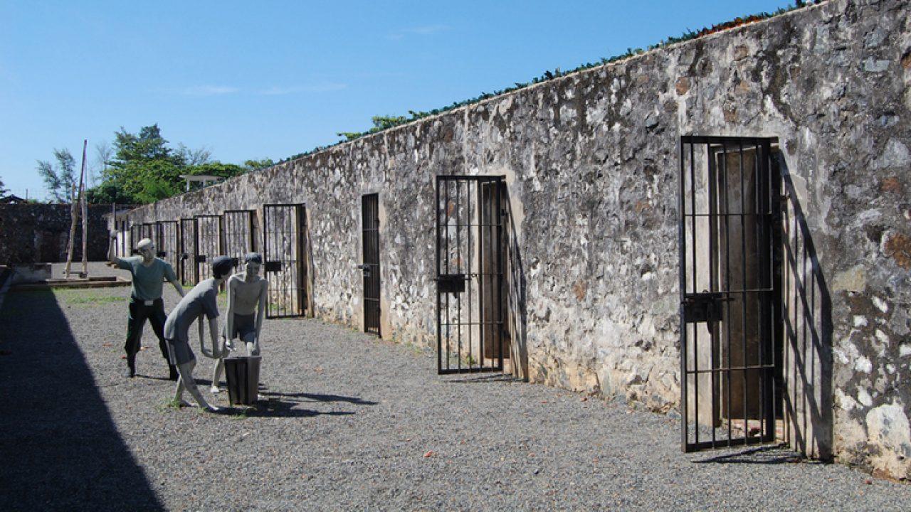 Con Dao Prison: Historic Prison In Ba Ria -Vung Tau, Vietnam