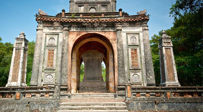 The Royal Tomb of Tu Duc, a poetic place in Hue