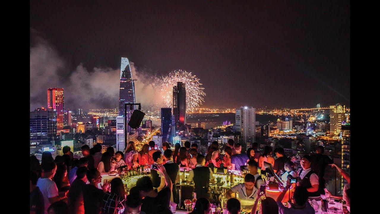Chill Sky Bar | Top Bar tại Quận 1 | Vietnam Nightlife