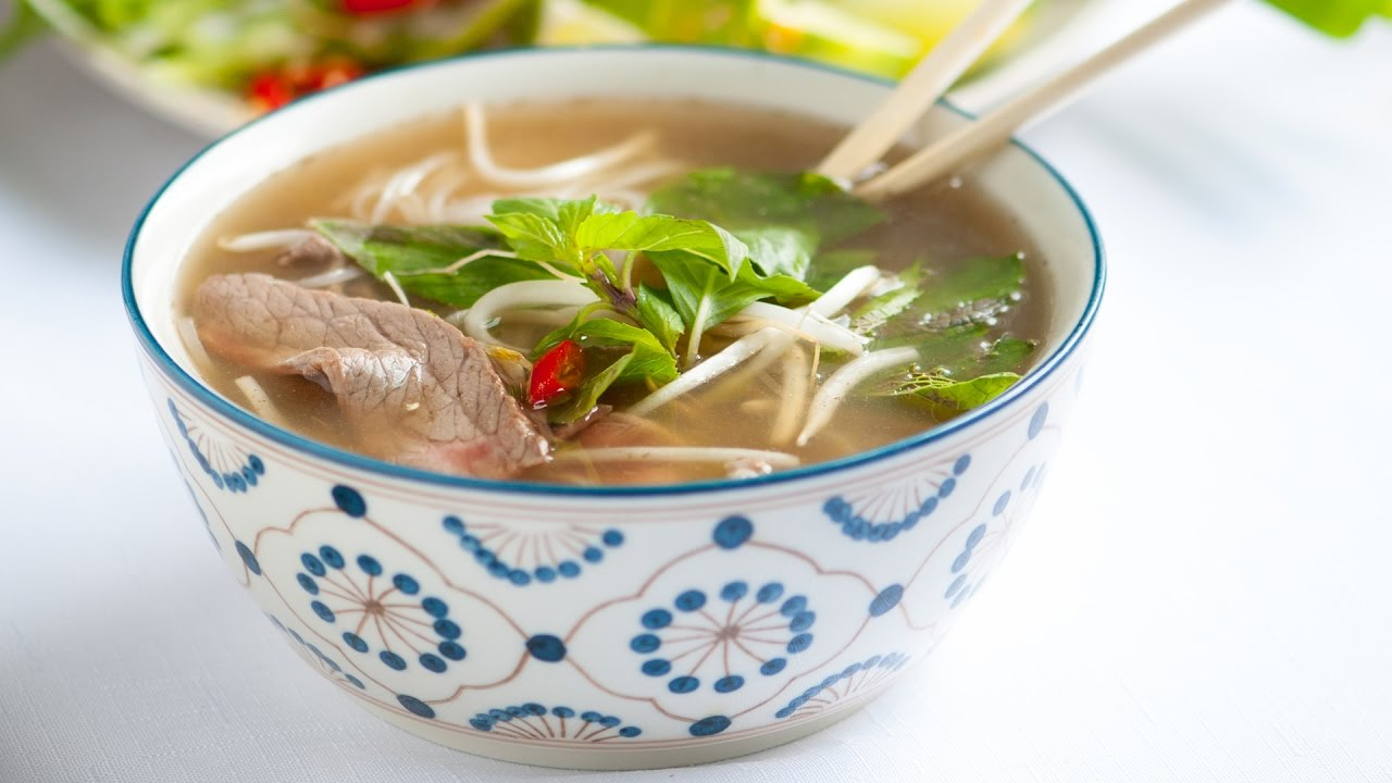 How to Make the Best Homemade Pho